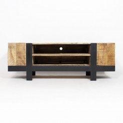 Meuble tv industriel : l'alliance du métal et bois - Made In Meubles
