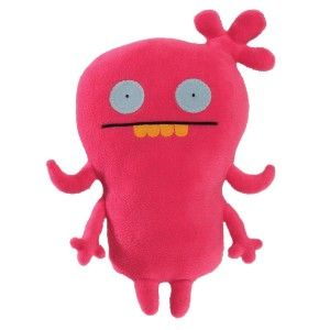 Ugly Dolls: Uglydoll Gorgeous 13″ Plush These dolls have been used for  pillows, companions, and chew toys. Ugly doll is distinguished by David & Sun-Min's unique aesthetic and voice defining 'ugly' as distinctive and unique. http://awsomegadgetsandtoysforgirlsandboys.com/ugly-dolls/ Ugly Dolls: Uglydoll Gorgeous 13″ Plush