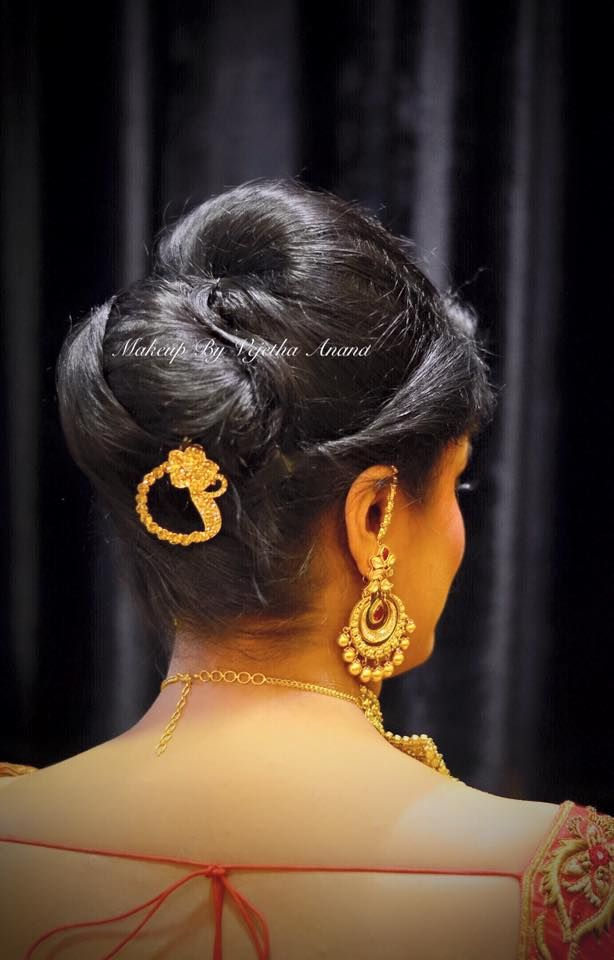 telugu hair styles 1000 images about indian bridal hairstyles on 4727