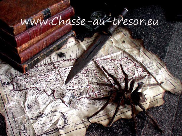 Organiser un jeu de piste ou une chasse au trésor (2) Le thème | Anniversaire enfant