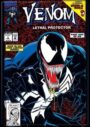 Venom 1  Marvel Comics  Refrigerator Magnet * Learn more by visiting the image link.