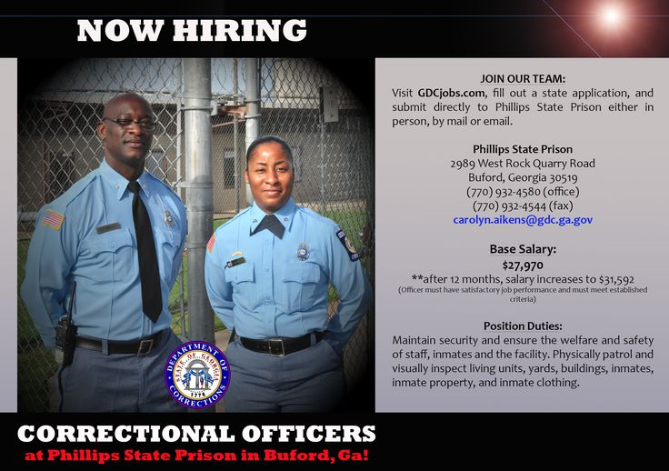 Live in or around the buford area looking for a career