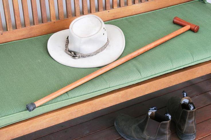 Redgum T-Bar Walking Stick Online   Australian Woodwork   Australian Woodwork
