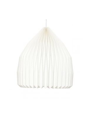 Hanglamp wit papier