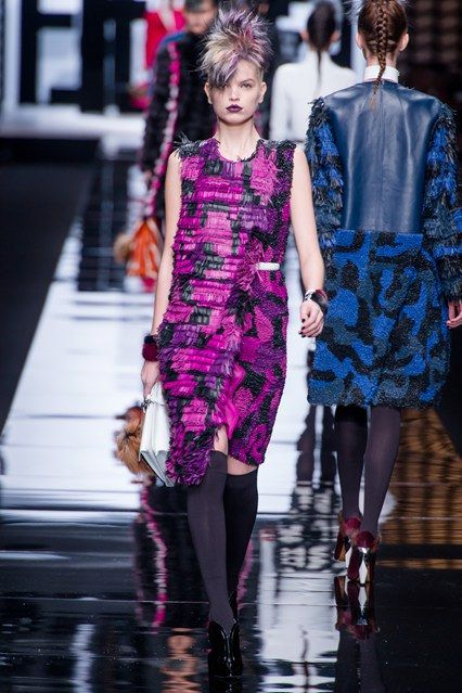Fendi Fall Collection 2013