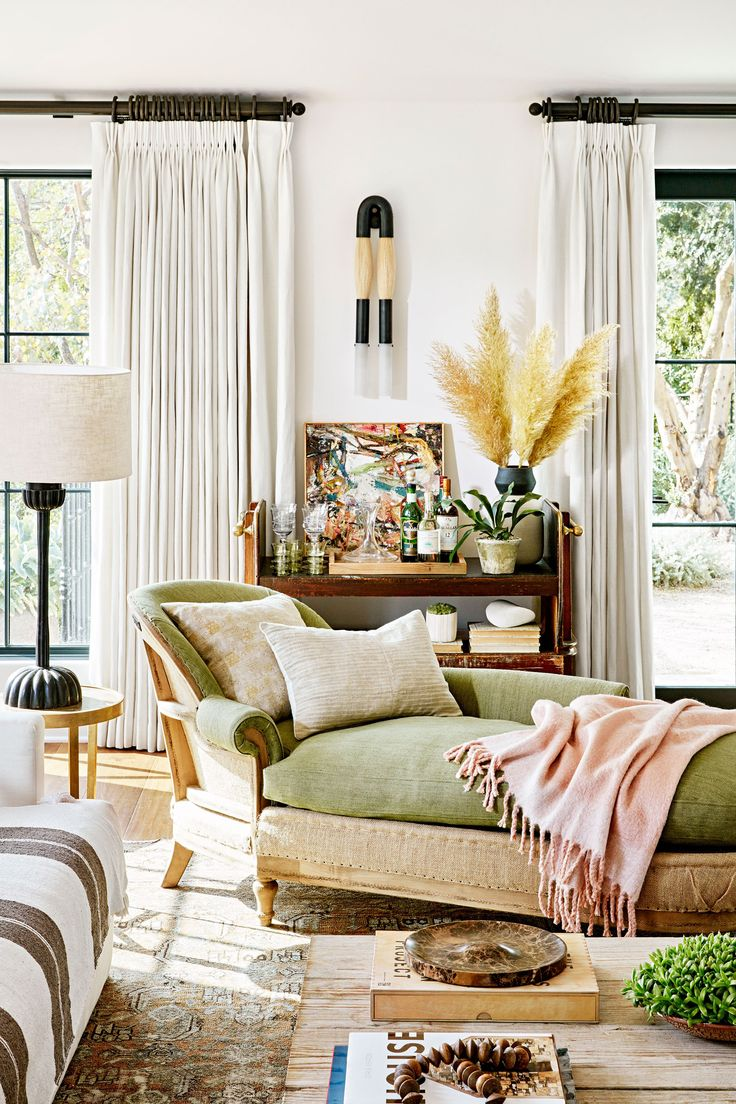 Better homes and gardens living room ideas - Better Homes Gardens January Issue Is Out On The Stands With A Beautiful Surprise We Are Invited Into The Home Of Singer Dancer Actress And My