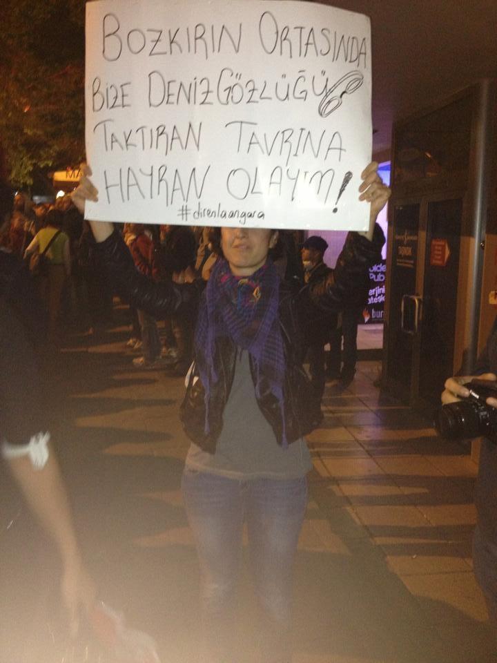 #geziyegeziyekazanacagiz #direngeziparkı #occupygezi #GeziİçinTaksime #ayagakalk