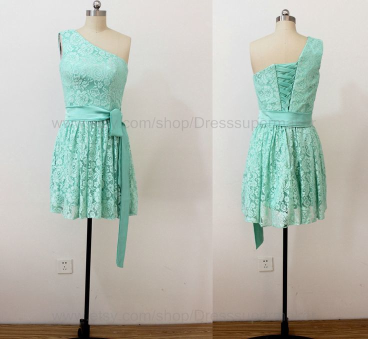 Sexy Lace Formal Dress,Short Mint Prom Dress 2015,Mint Lace Bridesmaid Dress, Lace Homecoming Dress, Lace Formal Dresses 2015 by Dresssupermaker on Etsy https://www.etsy.com/listing/233750506/sexy-lace-formal-dressshort-mint-prom