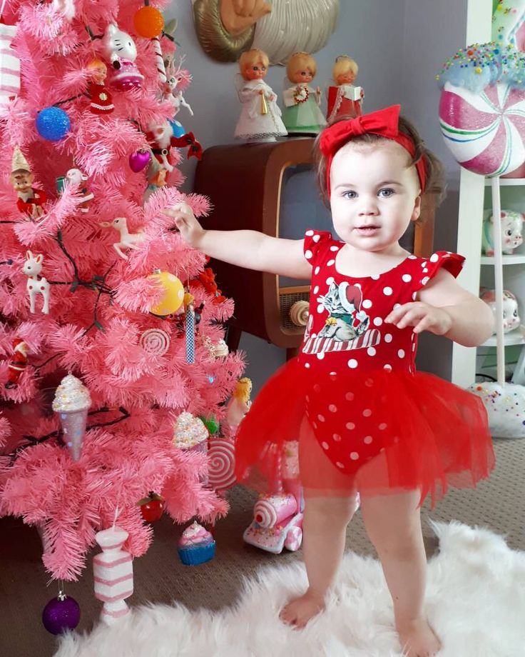 Baby girl 'Christmas kitty' party dress summer vinnieboy vintage polka dot red tutu retro kitsch inspired 6 months 1 2 3 years 24 months by vinnieboyvintage on Etsy https://www.etsy.com/listing/563549362/baby-girl-christmas-kitty-party-dress