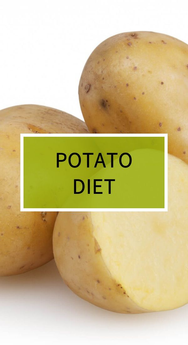 Potato Diet Organic Health Natural Remedies Natural Cold Remedies