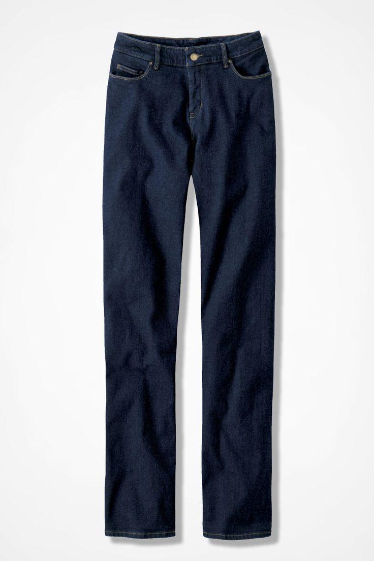 Curvy Classic ShapeMe Jeans - Coldwater Creek