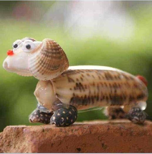 Shell Animal Crafts   Sell http://cngood.beltal.com/ wholesale Shell animals, handicrts ...