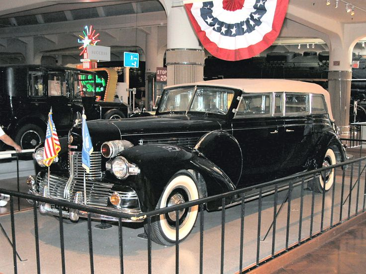 Cars 1939 Lincoln Sunshine Special Presidential Limousine Roosevelt Truman Fvl H Ford Museum N | Oldtimers 1931 - 1940 | Pinterest | Roosevelt ... & Cars 1939 Lincoln Sunshine Special Presidential Limousine ... markmcfarlin.com