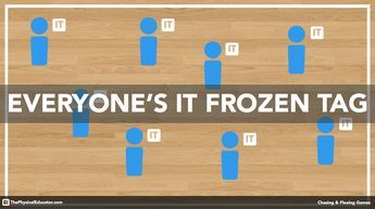Everyone's IT Frozen Tag