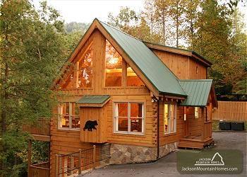 Gatlinburg Cabins   Pet Friendly Rentals   Jackson Mountain Homes