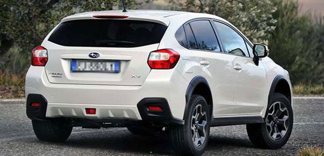 Subaru XV: emotion cross-over