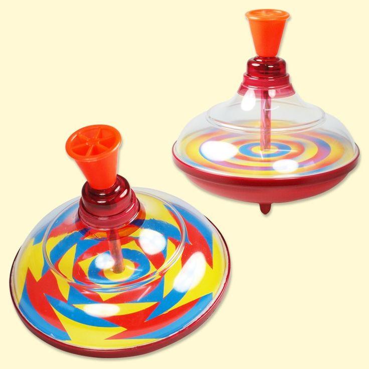 """SHOP-PARADISE.COM Spielzeug """"Kreisel"""" H-16 cm, D-12,5 cm 3,35 € http://shop-paradise.com/de/spielzeug-kreisel-h-16-cm-d-125-cm-10881711"""