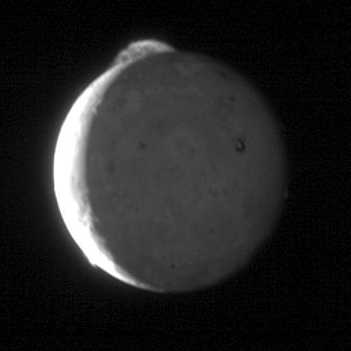 Movie of a volcano on Io