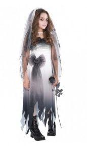 Déguisement Zombie Mariée