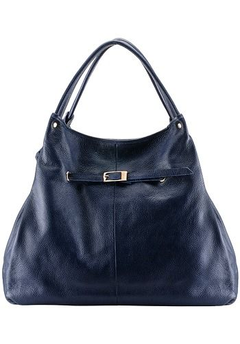 Jess Hobo in Blue http://www.contempobags.com/jess-hobo/
