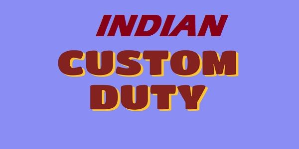 #Customs_Import_Duty is a sort of indirect #tax placed on different products and goods imported in India. Taxable occasion is imported in India. Import of goods implies that bringing into India of products from a nation outside India. India comprises the territorial waters of India, which expand up to 12 nautical miles into the sea to the shoreline of India.