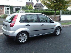 ford fiesta for sale very good condtion 1.2 serviced new t belt service books new tyres extras sunroof ew cl cd player alloys cheep to insure well looked after ncted 2 18 taxed 11 17 great car to drive Dublin 14