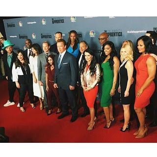 MyHartEnt.com: Celebrity Apprentice 2016 Out With The Old