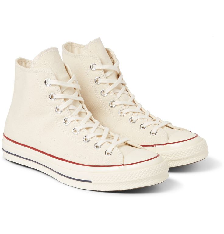 Converse - Chuck Taylor All Star Canvas High-Top Sneakers