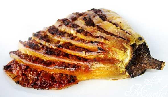Kıymalı Patlıcan Dilme Tarifi