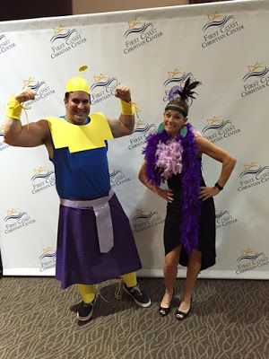 Serendipitous Discovery: Disney Villain Costume DIY Tutorial - Yzma and Kronk