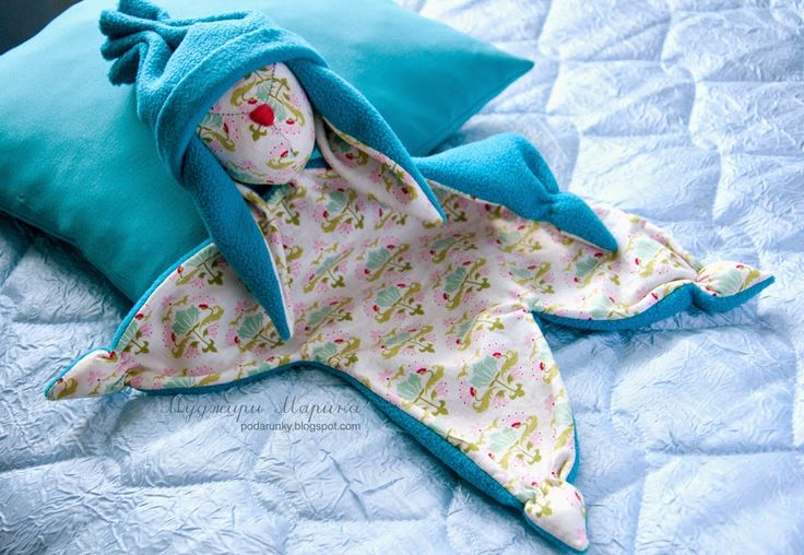 ART STUFF: Игрушка-сплюшка для любимого племянника