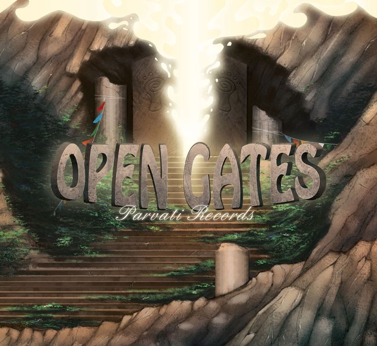 Parvati Records is back with a new V/A on cd: Open Gates. After a series of EPs…