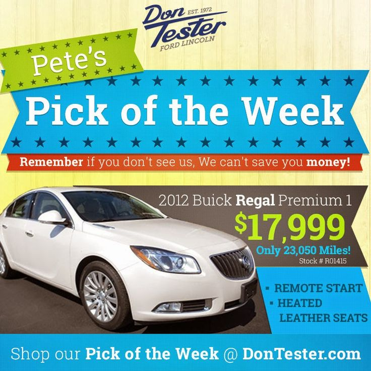 Used Buick Cars For Sale Norwalk OH  sc 1 st  Pinterest & 209 best The Don Tester Times. images on Pinterest markmcfarlin.com