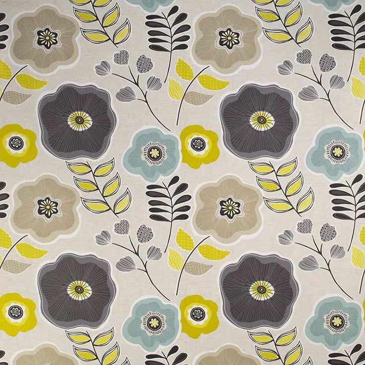 Warwick Fabrics : HAWAII, Colour LAGOON