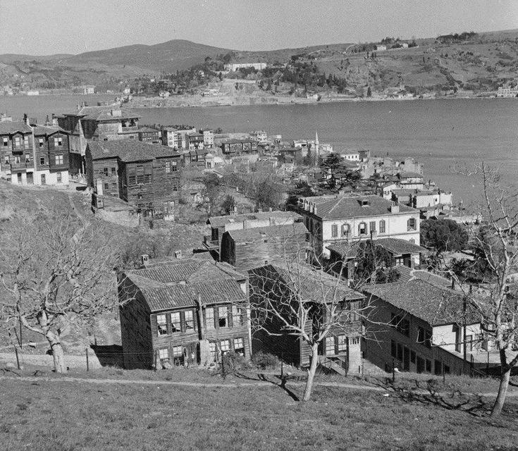 Arnavutköy (1930'lu yıllar) #Beşiktaş, #istanbul