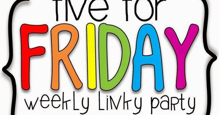 Another week bites the dust! I'm linking up with Doodle Bugs to share some random moments with Five for Friday. 1. We got our craft...
