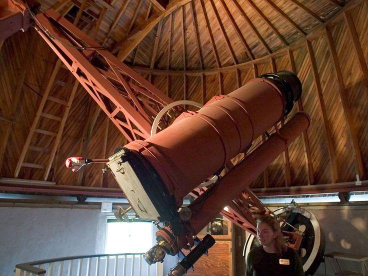 The Pluto Discovery Telescope, Lowell Observatory, Flagstaff, Arizona