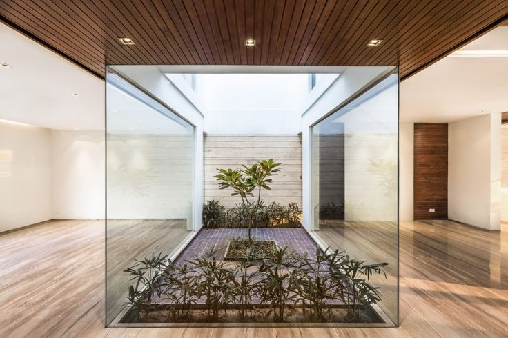 House in Mohali / Charged Voids