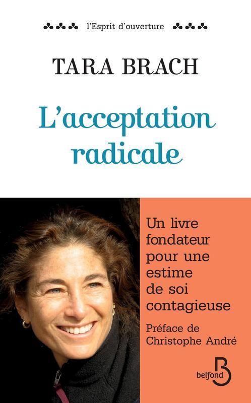 Couverture du livre L'Acceptation radicale