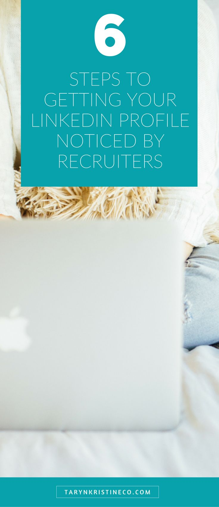Wouldn't it be awesome if recruiters were coming to you with job opportunities? Here are six steps you can take to get your LinkedIn profile noticed. Networking | Job Search Tips | Job Search | Dream Job | Resumes | Cover Letter | Job Searching | Looking for Job | Career Advice | Careers | Land a Job