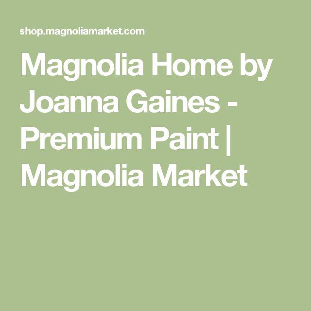 Magnolia Home By Joanna Gaines Premium Paint Magnolia