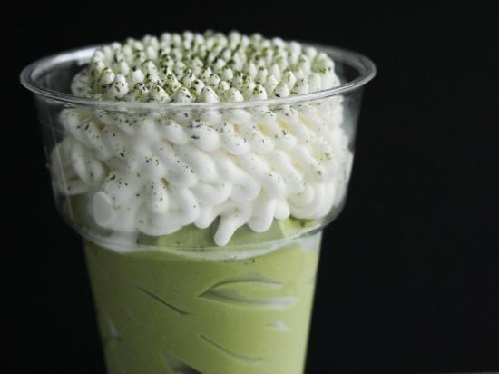 芸術ソフト アイスクリーム バニラ・濃厚抹茶セット(送料込) - アイスクリーム専門工房 ついんスター