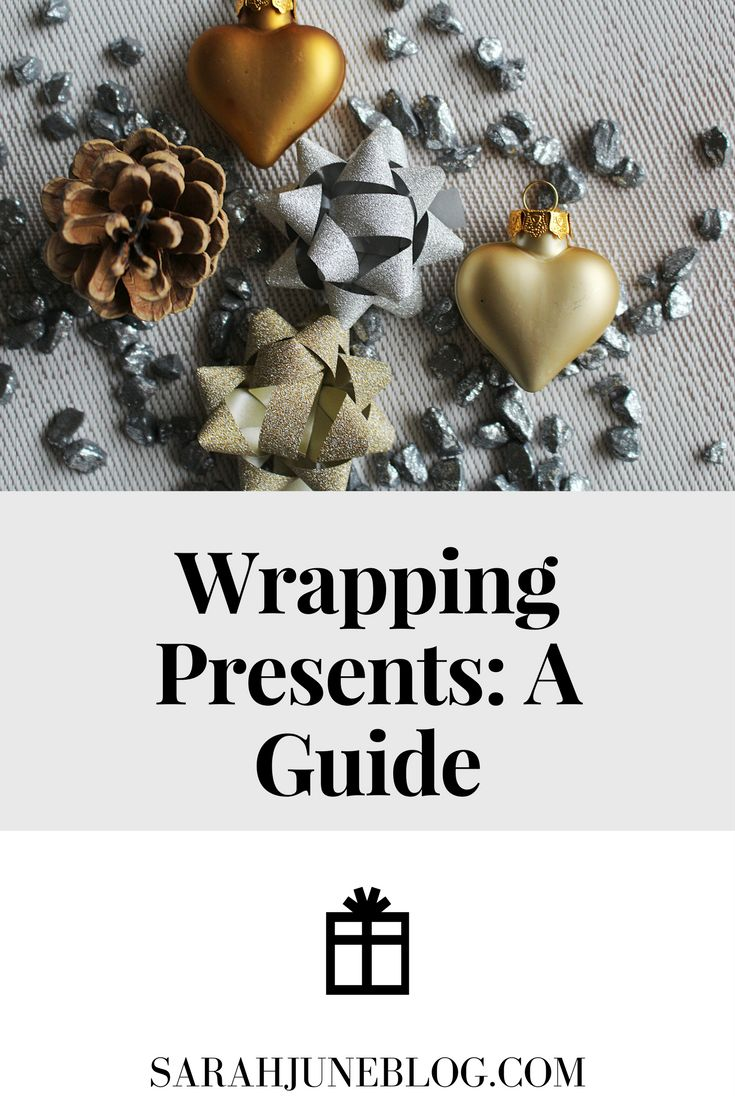 Blogmas Day 8 Wrapping presents is one of the things that always put me in a festive mood! It is fun to do with other people or by yourself whilst watching a Christmas film or listening to Christmas music. If you need some more Christmas …#Christmas #gifts #blog #wordpress