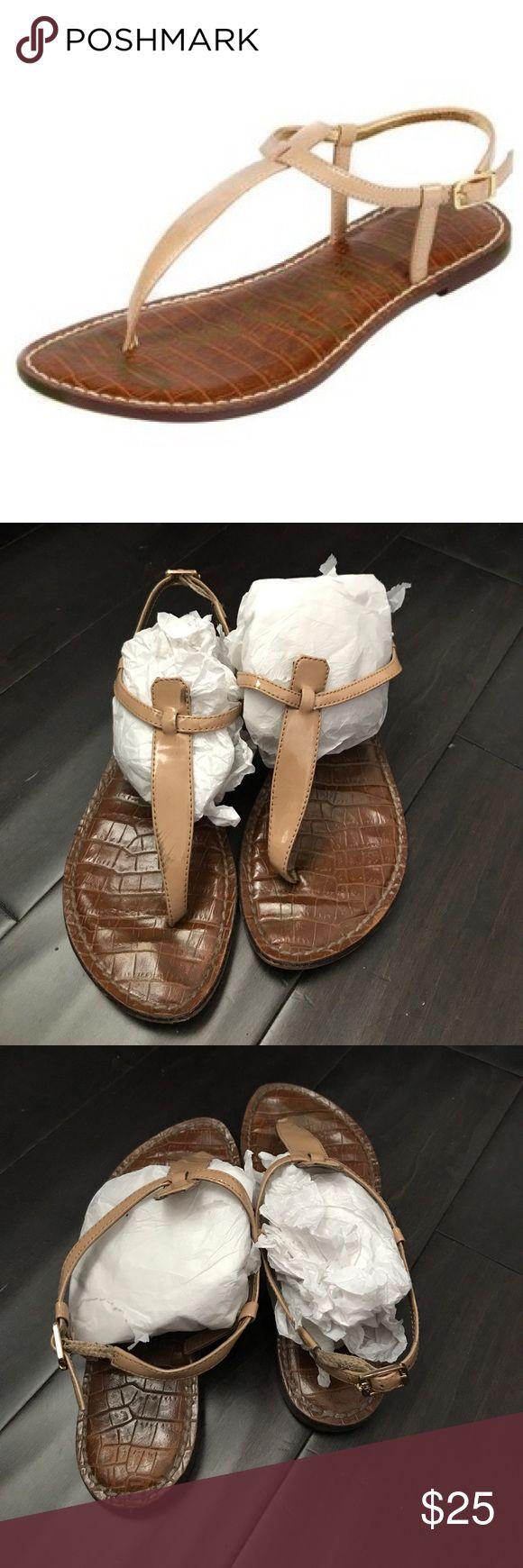 SAM EDELMAN GIGI SANDALS SAM EDELMAN GIGI SANDALS Size 6 Sam Edelman Shoes Sandals