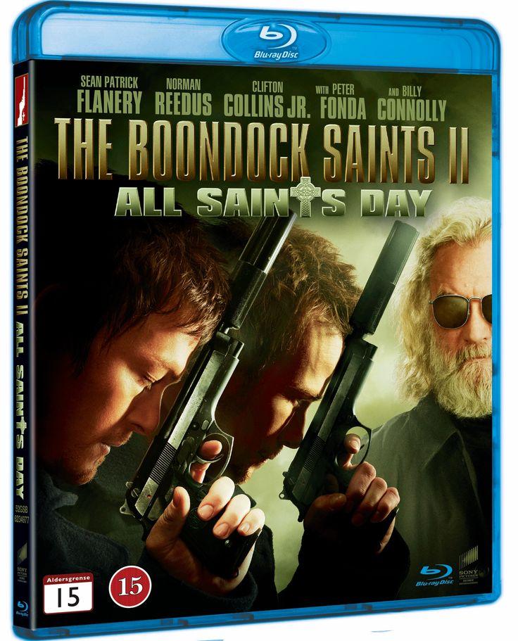 Boondock Saints II: all Saints Day (Blu-ray)