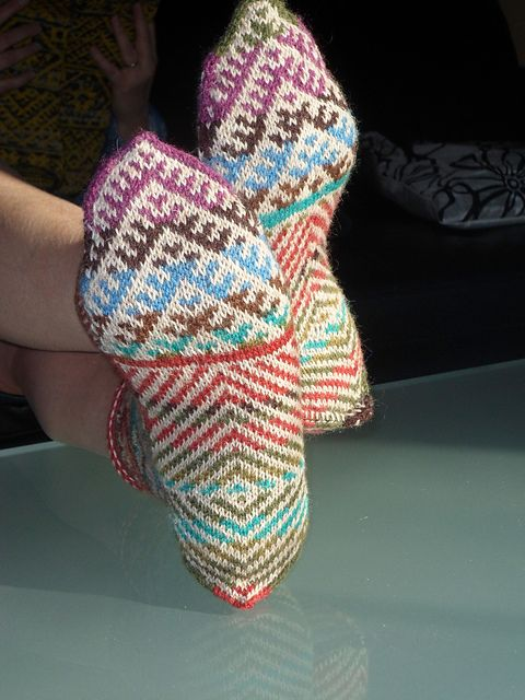 Ravelry: marvelous1's Turkish socks