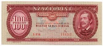 Kádár korszaki bankjegy
