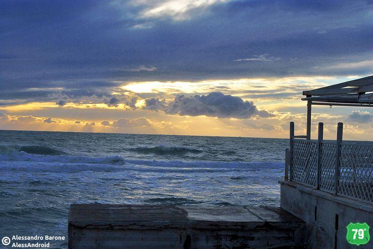 Tramonto #Gallipoli #Salento #Puglia #Italia #Italy #Viaggiare #Travel #AlwaysOnTheRoad #Holiday #Sea #Mare #Sun #Sole #Vacanze #Beach #Spiagge
