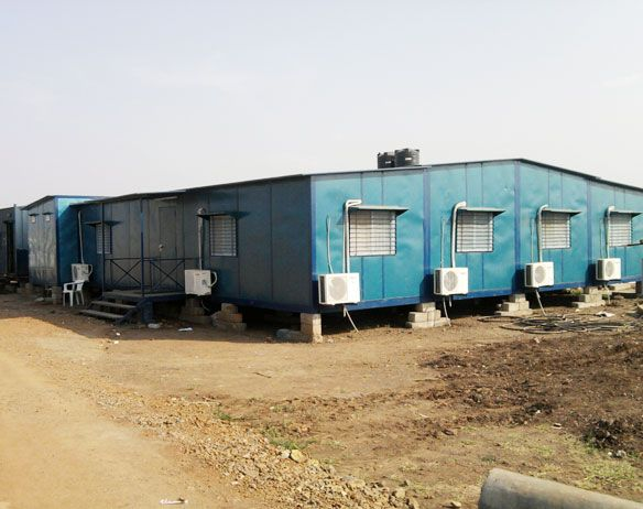 Valisons & Co is a leading manufacturer of Prefabricated Structures & Units/Houses and Prefab Building Constructions at affordable rates in India. Gauranteed best quality Prefabricated structures transported to the site.