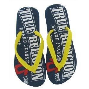 TRUE RELIGION Jeans Malibu Flip Flops Mens Sandals (Apparel)  http://www.amazon.com/dp/B007IL5IWY/?tag=iphonreplacem-20  B007IL5IWY